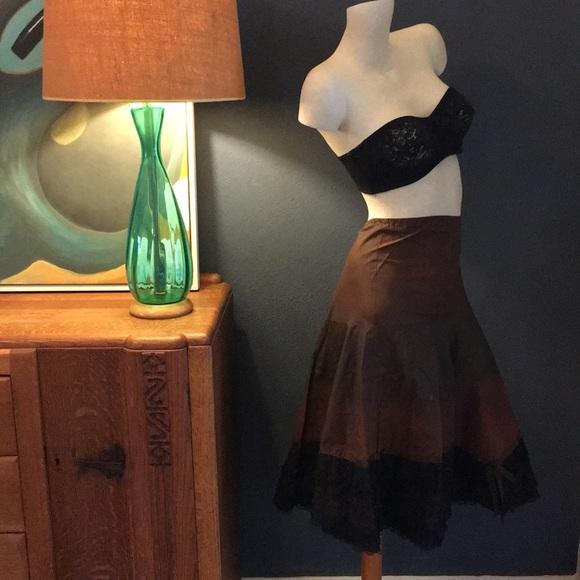 Vintage Wild West Skirt